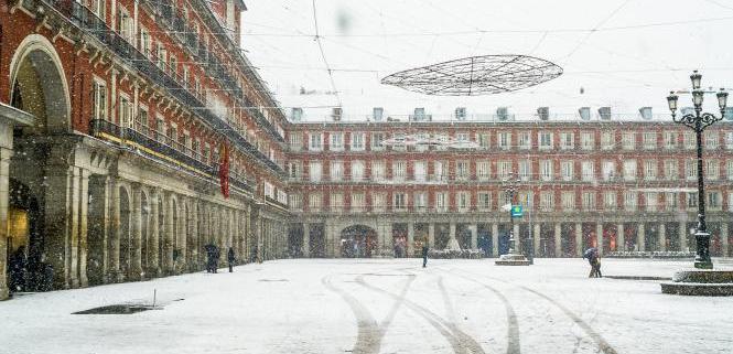 SNOW SPAIN