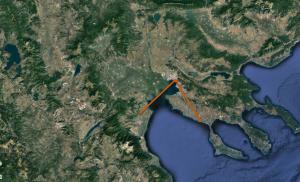 THESSALONIKI MAP CAMERA