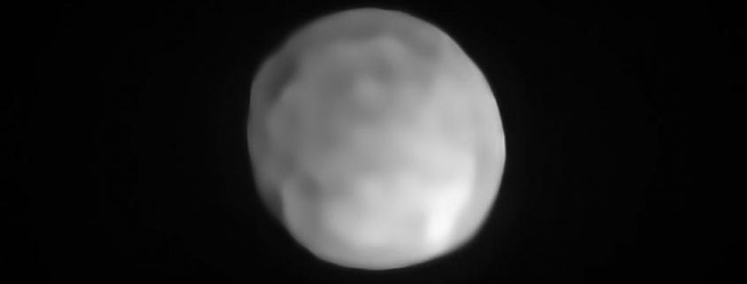 Αυτός είναι ο μικρότερος νάνος πλανήτης στο ηλιακό μας σύστημα