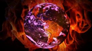 Αρκετά σημαντικό είναι το πρόβλημα της υπερθέρμανσης του πλανήτη για το μέλλον μας