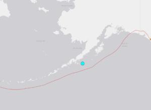 Τρομακτικός σεισμός 7,8 Ρίχτερ στην Αλάσκα! Προειδοποίηση για τσουνάμι