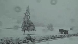 Χιόνια στο Νταβός της Ελβετίας (βίντεο)