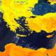 Ακραίες καλοκαιρινές θερμοκρασίες στην Ανατολική Μεσόγειο - Δυναμική ανάλυση