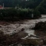 Τρομάζουν οι καταστροφές στη Λαμία