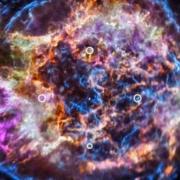 Η Nasa μετέτρεψε σε μουσική την εικόνα του Γαλαξία μας