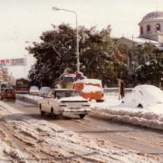 1988 θεσσαλονίκη χιονιάς
