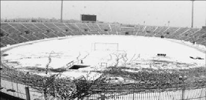χιονιάς 1999 δεκέμβριος θεσσαλονίκη καυταντζόγλειο