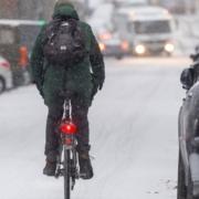 Τα πρώτα χιόνια έπεσαν στη Γερμανία