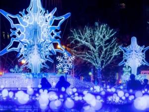 Μαγευτική χιονοβόλτα στο Σαππόρο της Ιαπωνίας (βίντεο)
