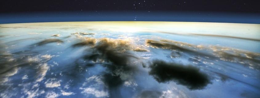 Ποιος είναι ο αντίκτυπος από τις εκπομπές άνθρακα στο διάστημα