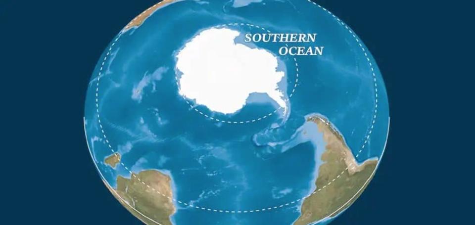 Ποιος είναι ο 5ος ωκεανός που αναγνώρισε επίσημα το National Geographic
